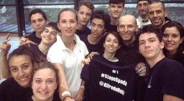 1^ Stage Di Spada Con Alfredo Rota