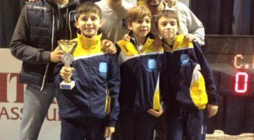 Bravo Giorgio! 5^ Nella Gara Nazionale A Ravenna
