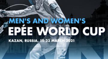 La Coppa Del Mondo Di Spada Ricomincia Da Kazan (RUS)